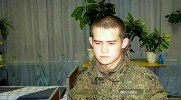 Расстрелявшего сослуживцев Шамсутдинова признали потерпевшим в деле о неуставных отношениях.