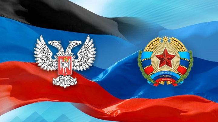 Донбасс хочет быть с Россией