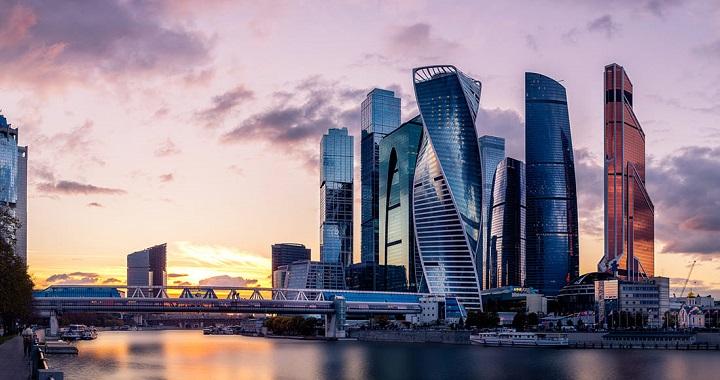 Самый высокий небоскреб в Европе будет построен в Москве