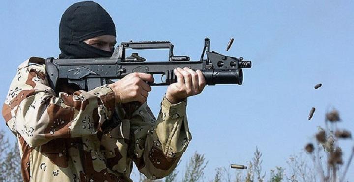 Спецназ Армии России принял первые новейшие автоматы АДС.