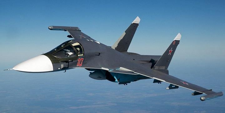 К 2022 году создадут первый опытный образец модернизированного Су-34