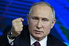 Путин: Ни у одной страны сегодня нет гиперзвукового оружия