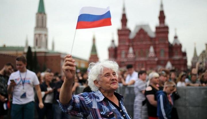 Спрогнозирована численность населения России до 2036 года