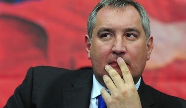 Глава корпорации «Роскосмос» Дмитрий Рогозин