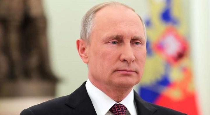 Путин попал в список значимых фигур десятилетия