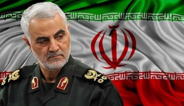 Иранский генерал Касем Сулеймани. Фото: iran.ru