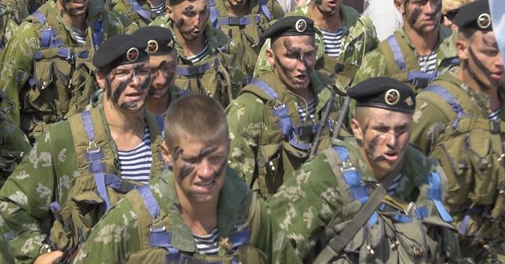 Эксперты США назвали морскую пехоту России одной из лучших в мире