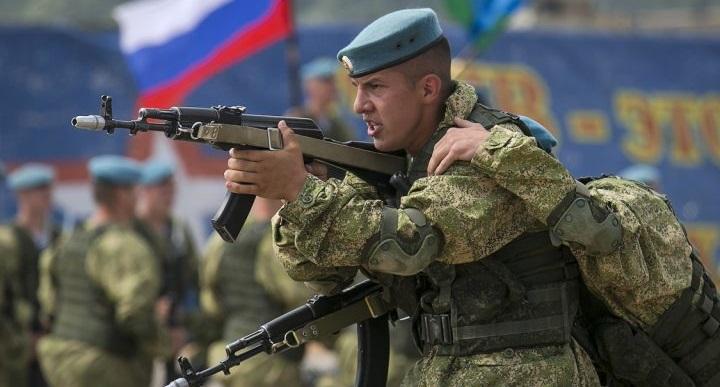 У российских десантников появится новейшая система связи