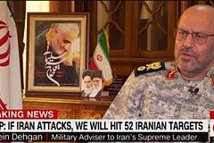 Иран собирается атаковать американские военные объекты
