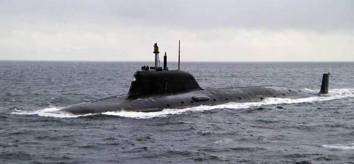 Проект «Лайка» - российская подводная лодка пятого поколения.