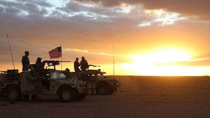 Американские войска на Ближнем Востоке приведены в полную боеготовность.
