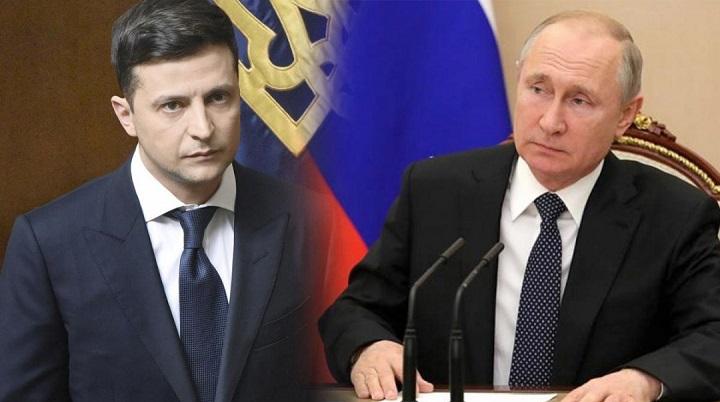 Путин выразил  соболезнование Зеленскому