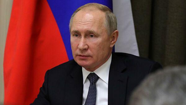 Путин: Война на Ближнем Востоке будет катастрофой для всего мира.