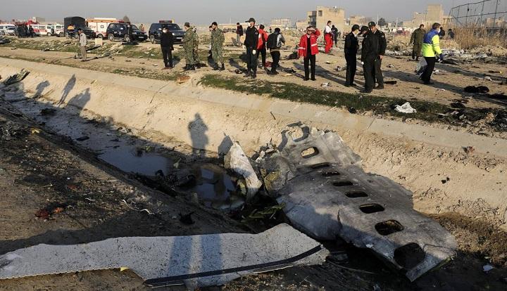 Тегеран: Украинский Boeing был сбит непреднамеренно