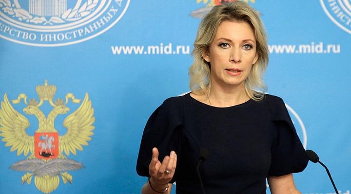 Мария Захарова: У меня никогда не было гражданства США
