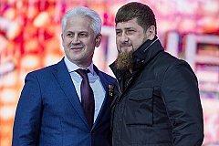 Чечню временно возглавит Муслим Хучиев