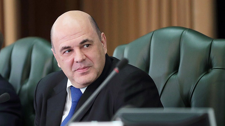На должность премьер-министра Путин предложил главу ФНС РФ Мишустина