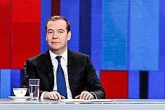 Путин устроил Медведева на хорошую работу