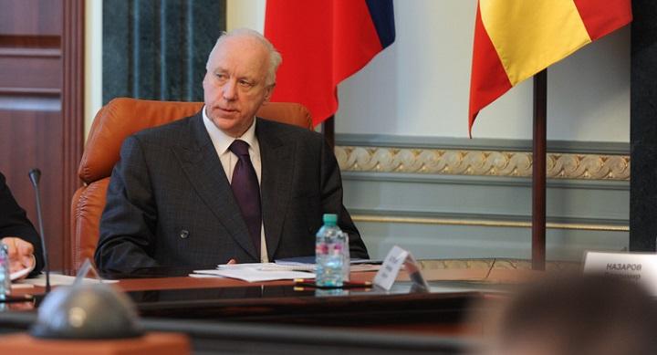 Глава СКР Бастрыкин намерен лишить судей и депутатов особого статуса