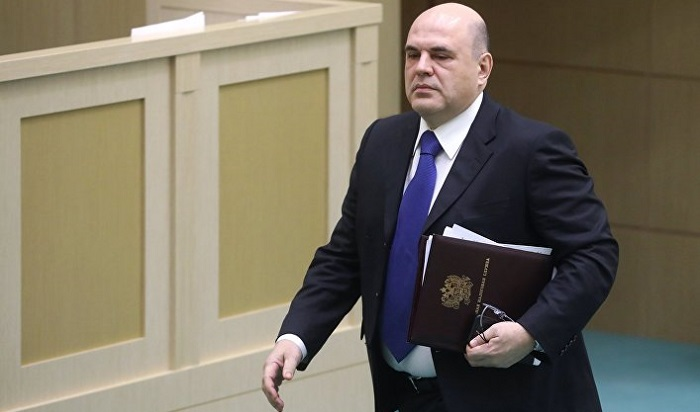 Указом Путина новым премьер-министром России назначен Мишустин