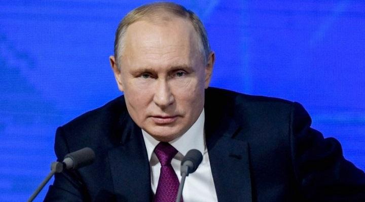 Путин: Мы заткнем поганый рот западным лжецам истории Войны
