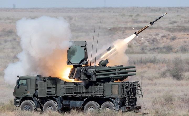Сербия купила у России шесть комплексов ПВО «Панцирь-С1»