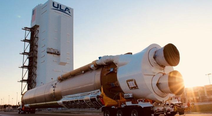 В США отправят российские двигатели для ракет Atlas 5