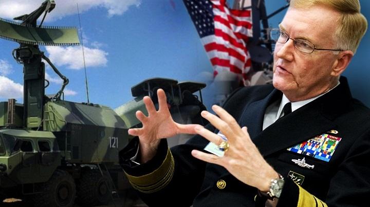 Американский адмирал советует делать как Россия.