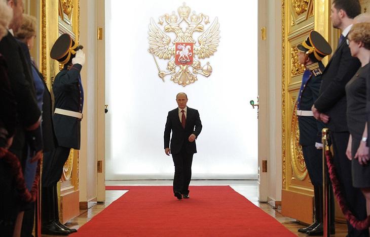 Путина предложили сделать верховным правителем России.