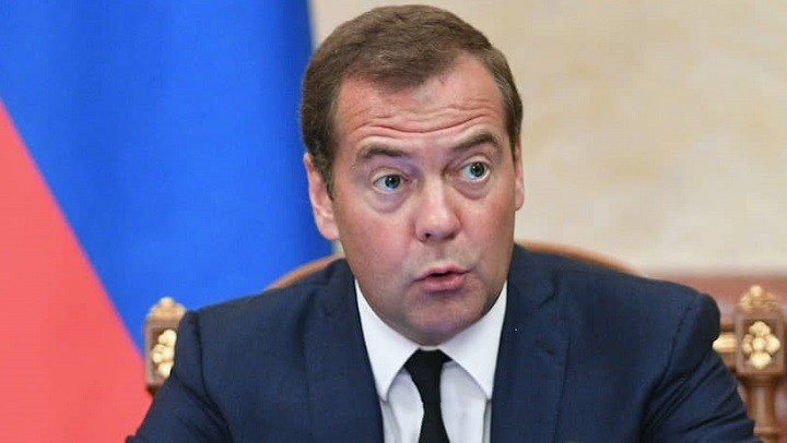 Дмитрий Медведев. Фото: kommersant.ru