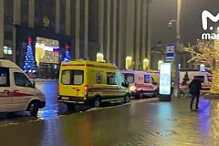 Короновирус в центре Москвы? Туристы из Китая вызвали врачей в отель «Four Seasons».