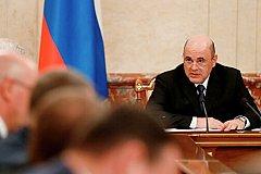 Мишустин: Депортировать из России иностранцев больных коронавирусом