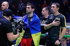 Украинец Карен Чухаджян после победы в боксерском поединке обозвал Россию агрессором.