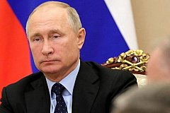 Указом Путина уволены четыре генерала и полковник.