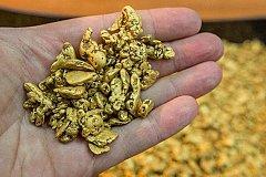 Добыча золота в России бьет рекорды
