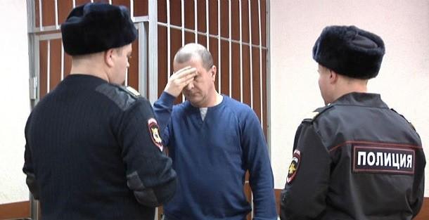 Дмитрий Павельчук после оглашения приговора суда. Фото: kvnews.ru