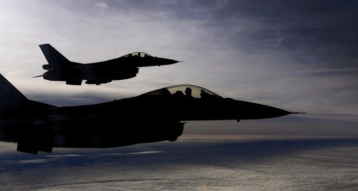 Израиль бомбил Дамаск прикрываясь гражданским самолетом. фото 2