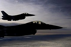 Израиль бомбил Дамаск прикрываясь гражданским самолетом.