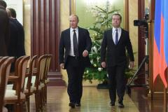 Экс-президенты России будут пожизненными сенаторами.