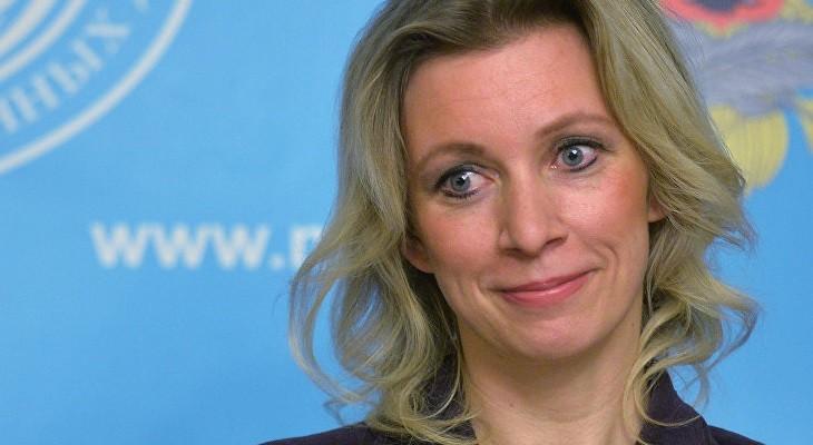 Захарова открыто заявила о неуважении к Собчак. фото 2
