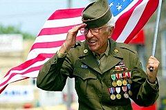 В Россию на День Победы приедут американские ветераны Второй мировой войны.