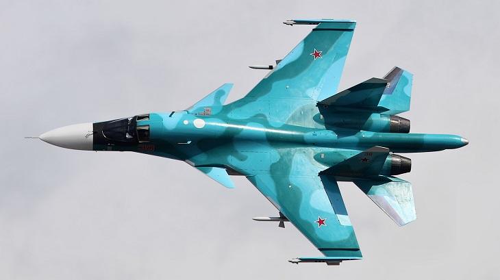В ВКС России запланирована поставка десятков Су-34.