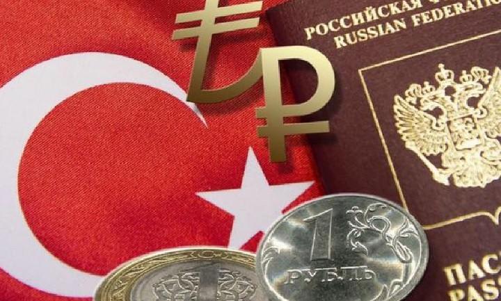 Россия и Турция обсуждают возможность платить рублями в Анталье. фото 2