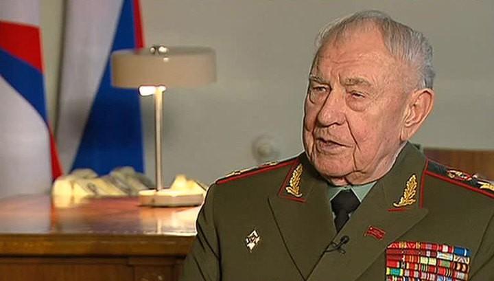 Маршал Советского Союза Дмитрий Язов. Фото: vesti.ru