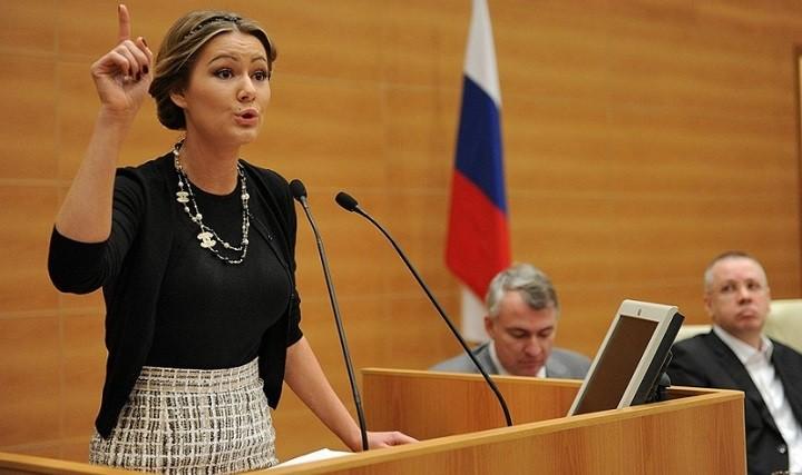 Мария Кожевникова депутат Госдумы