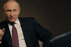 Путин считает, что росгвардейцы просто так не бьют дубинками.