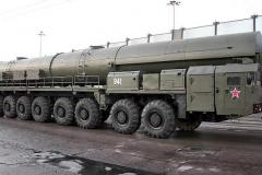 Ядерные ракеты России хотят возить на шасси китайских производителей.