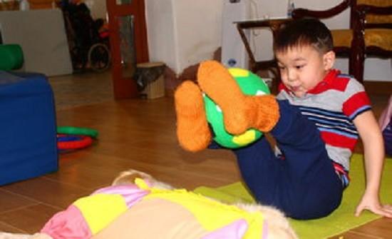 «Уже 7 лет мы единое целое»: история мамы с паллиативным ребенком из Омска фото 4