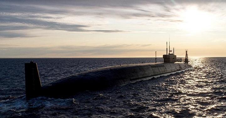 Российский Флот получит АПЛ «Князь Владимир» до 9 мая.