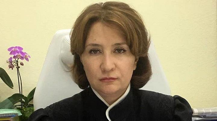 Судья Хахалева написала жалобу Путину на травлю.